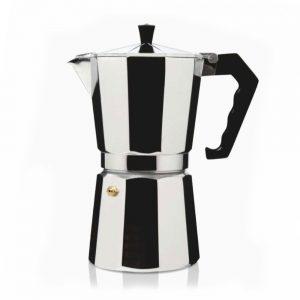 Cafetera italiana Moka Pot 9