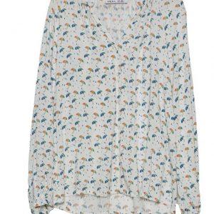 Blusa Mujer Md'M  Sombrillas Estampadas