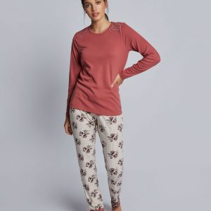 Pijama Estampado 3/1700 GISELA